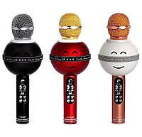 Беспроводной микрофон-караоке WSTER WS-878, фото 1