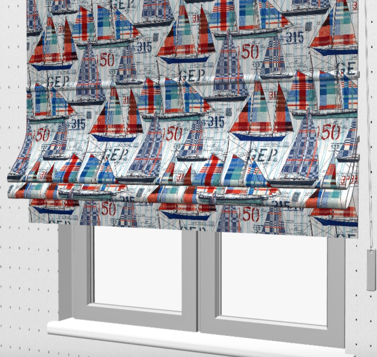 Римські штори в дитячу кімнату 400167v2