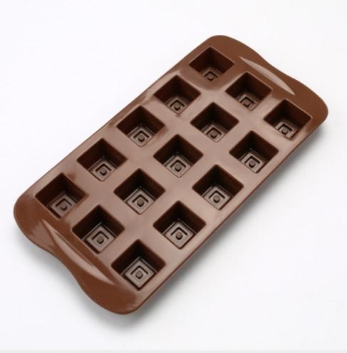 Силіконова форма для шоколаду і льоду