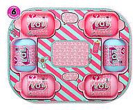 ЛОЛ Мега-Сюрприз L. O. L. Bigger Surprise большой чемодан 553007, фото 5