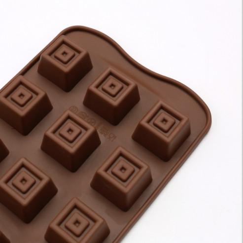 Силиконовая форма для шоколада и льда