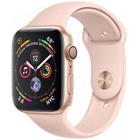 Смарт-часы Apple Watch Series 4 GPS, 40mm Gold Aluminium Case (MU682UA/A)