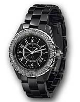 Женские наручные часы CHANEL J12 Ceramic Black