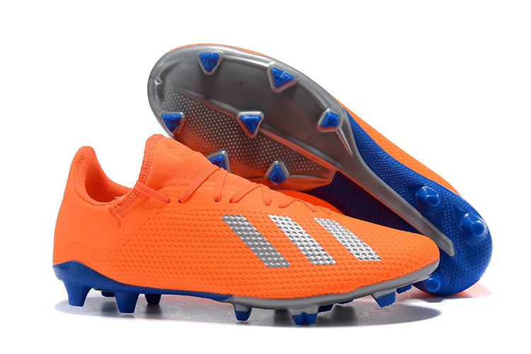 Футбольные бутсы adidas X 18.3 FG