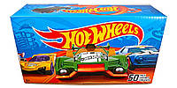 Подарочный набор Mattel Hot Wheels 50 машинок Оригинал, фото 1
