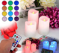 Набор светодиодных свечей Luma Candles