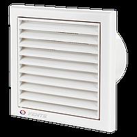 Вентилятор осевой Вентс 100 К, вытяжной, мощность 14Вт, объем 95м3/ч, 220В, гарантия 5лет