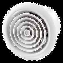 Вентилятор осевой Вентс 100 ПФ, вытяжной, мощность 14Вт, объем 98м3/ч, 220В, гарантия 5лет