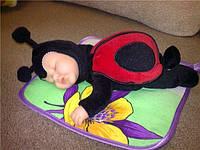 Кукла-младенец ANNE GEDDES - БОЖЬЯ КОРОВКА (23 см)