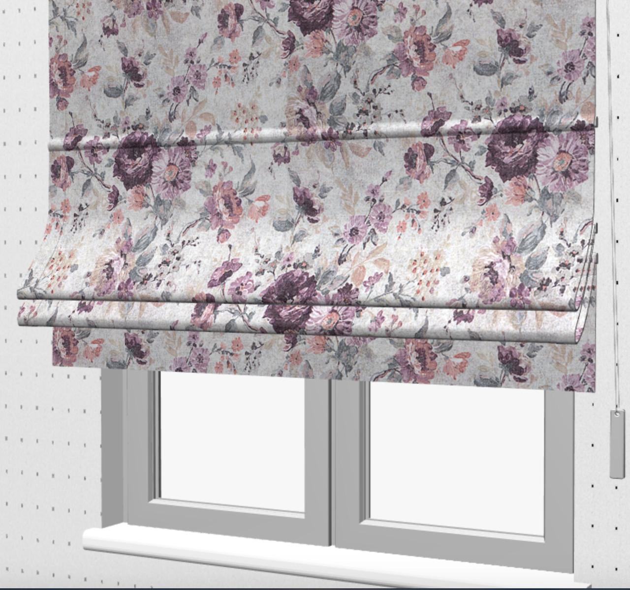 Римские шторы на кухню 400259v2