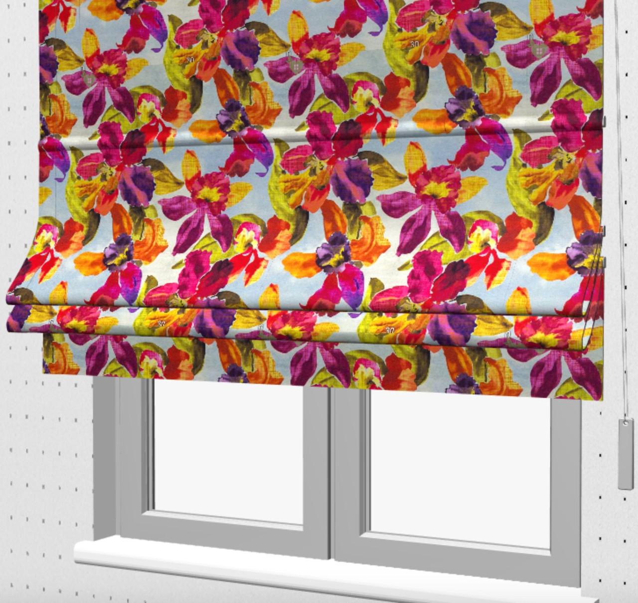 Римские шторы на кухню 400299v1