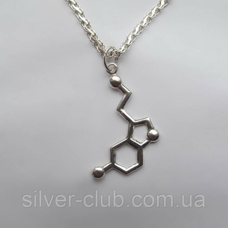 3014 Гормон счастья - серотонин серебро 925 пробы  продажа, цена в ... 668b5de3e3f