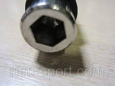 Т-образный ключ (инструмент) для скейтборда SK-2167 (металл) , фото 3