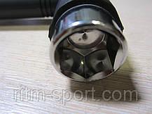 Т-образный ключ (инструмент) для скейтборда SK-2167 (металл) , фото 2