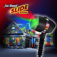 "Проектор ""Slide"" Star Shower Slide Show - Includes 12 Full"
