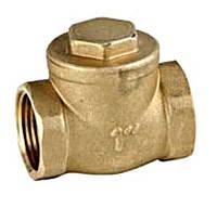 Обратный клапан пружинный (3185 07) Genebre