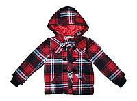 Пальто детское осеннее для девочки Гарджина. 3 размера. , фото 1