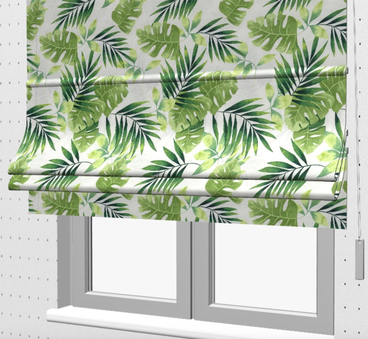 Римские шторы на кухню 400319v1