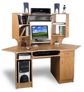 Компьютерный стол угловой Даманс.