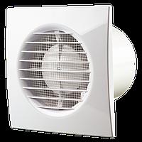Вентилятор осевой Вентс 100 Симпл , вытяжной, мощность 14Вт, объем 85м3/ч, 220В, гарантия 5лет
