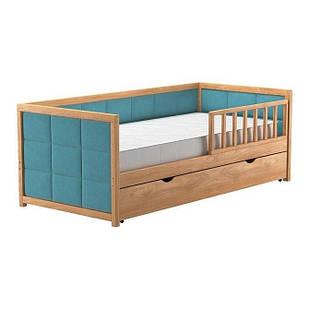 Дерев'яне ліжко Nevis Woodsoft