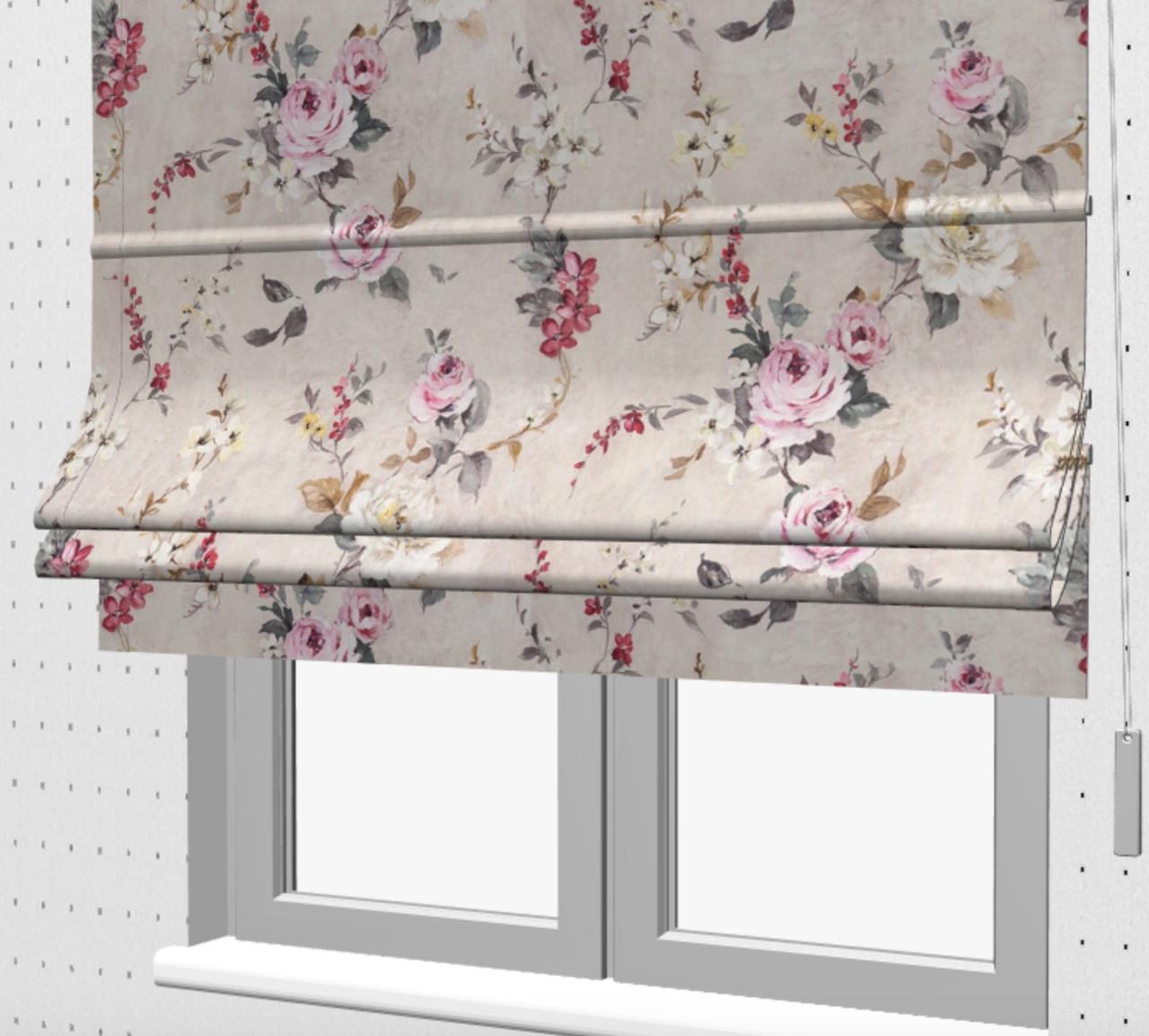 Римські штори на кухню з балконом 400342v2