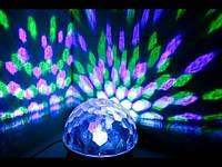 Диско-шар светодиодный Led Magic Ball Light (USB) ST25