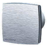 Вентилятор осевой Вентс 125 ЛД ВЛ турбо, микровыключатель, подшипник, вытяжной, мощность 24Вт, объем 209м3/ч, 220В, гарантия 5лет, фото 4