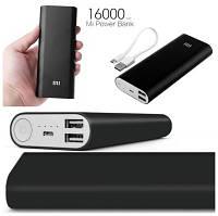 Портативное зарядное устройство Power bank Xiaomi Mi 16000 mAh