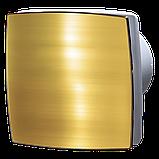 Вентилятор осевой Вентс 100 ЛД 12, вытяжной, мощность 14Вт, объем 77м3/ч, 12В, гарантия 5лет, фото 6