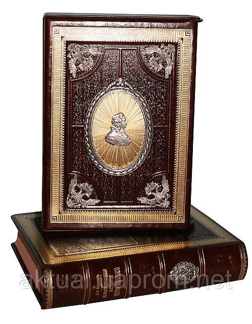 Книга в подарочном оформлении А. Брикнер История Петра Великаго