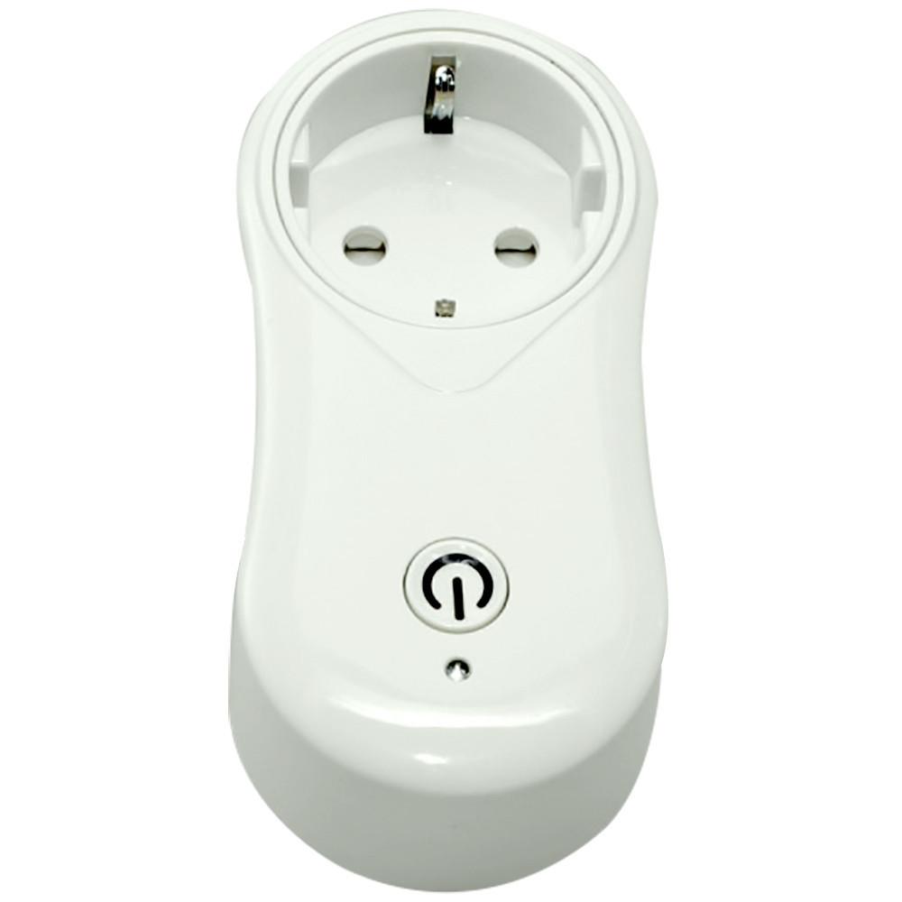 Wifi розетка Socket J2 + ПОДАРОК: Держатель для телефонa L-301