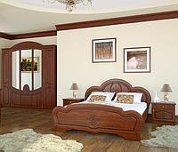 Комплект в спальню з ДСП та МДФ Кароліна Сокме 2 09e153d3ce497