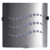 Вентилятор осевой Вентс 125 З5 турбо, вытяжной, мощность 24Вт, объем 243м3/ч, 220В, гарантия 5лет