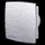 Вентилятор осевой Вентс 125 ЛД Авто пресс, жалюзи, вытяжной, мощность 29Вт, объем 188м3/ч, 220В, гарантия 5лет, фото 3