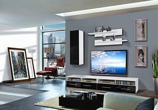 Комплект в вітальню (стенка в гостиную) Clevo 25 WS CL A1 ASM