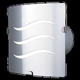 Вентилятор осевой Вентс 100 З стар6 Л , подшипник, вытяжной, мощность 14Вт, объем 89м3/ч, 220В, гарантия 5лет, фото 2