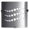 Вентилятор осевой Вентс 125 З стар5 Л турбо, подшипник, вытяжной, мощность 24Вт, объем 206м3/ч, 220В, гарантия 5лет