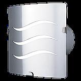Вентилятор осевой Вентс 125 З стар5 Л турбо, подшипник, вытяжной, мощность 24Вт, объем 206м3/ч, 220В, гарантия 5лет, фото 2