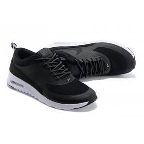 e9a93718 Мужские кроссовки Nike Air Max Thea черные: продажа, цена в Харькове ...