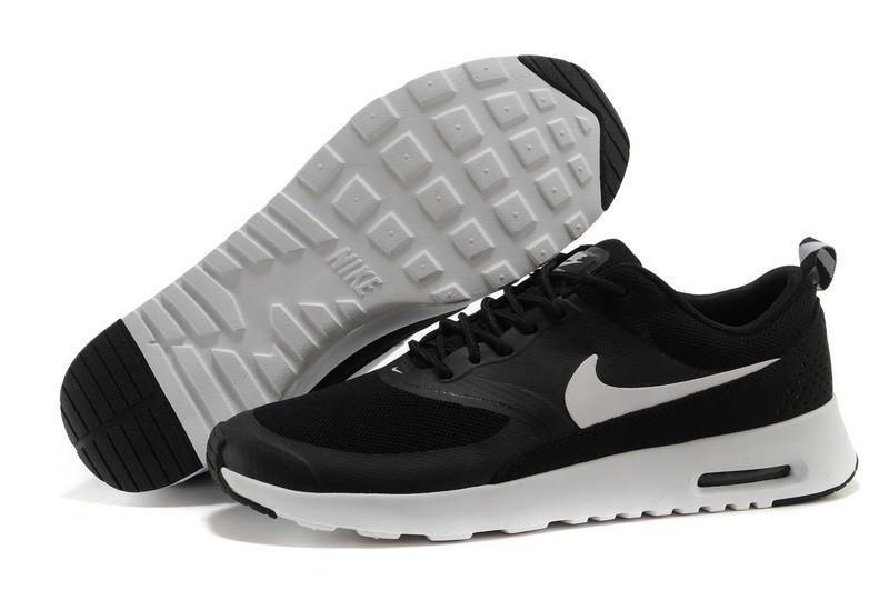 Мужские кроссовки Nike Air Max Thea черно-белые - Shoes-intime в Харькове b0bcbd3ba0a