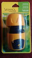 """Коннектор пластиковый 3/4"""";5/8"""";1/2"""" Verano 72-602, фото 1"""