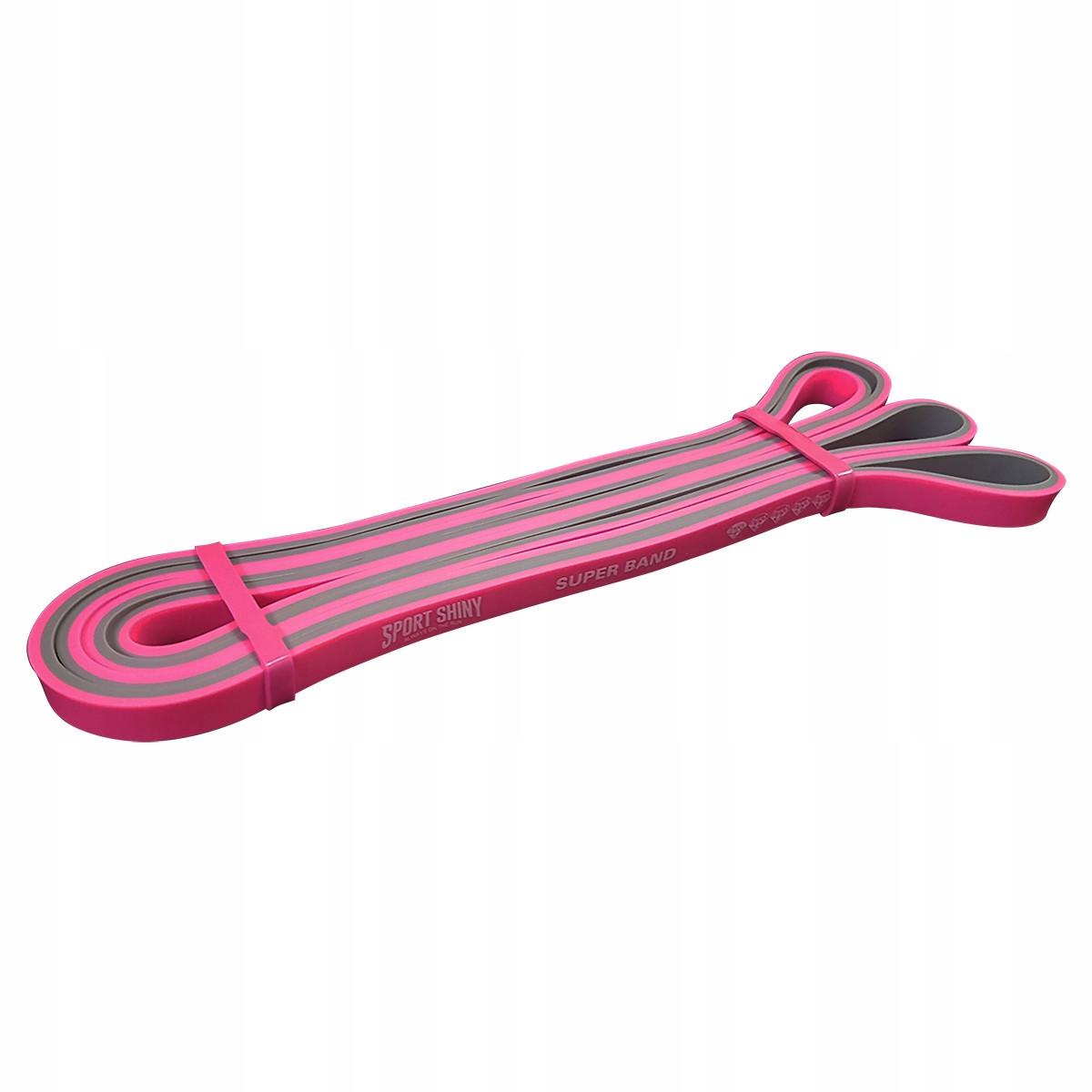 Эспандер-ленточный (резинка для фитнеса и спорта) Sport Shiny Super Band 10 мм 0-8 кг SV-HK0161