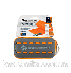 Полотенце из микрофибры Sea To Summit Pocket Towel M