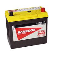 Автомобильный аккумулятор HANKOOK UMF 6СТ- 55А2 500А R
