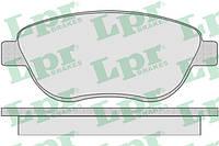 Тормозные колодки передние на PEUGEOT 307 (LPR)