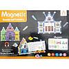 """Конструктор магнитный """"Замок"""" Magnetic AQ-908 60 деталей, фото 2"""
