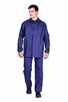 Костюм рабочий усиленный (диагональ) брюки, т.синий