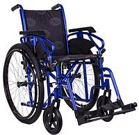 Инвалидная коляска OSD MILLENIUM III (синий)