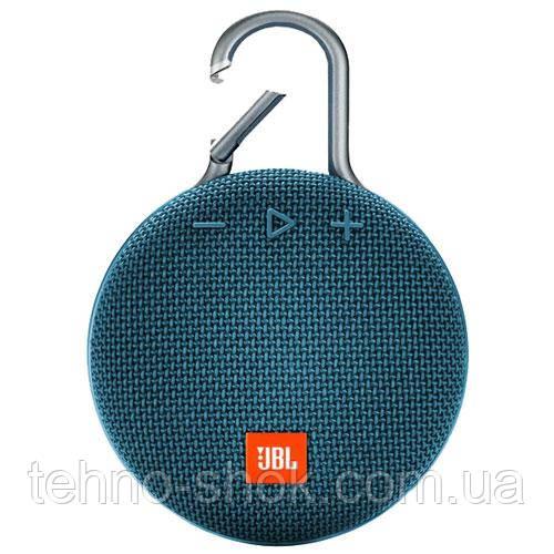 Bluetooth-колонка JBL CLIP3, c функцией speakerphone